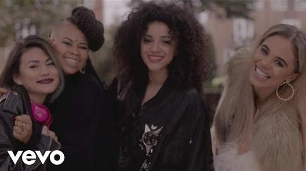 Can't Stop The Love, Neon Jungle